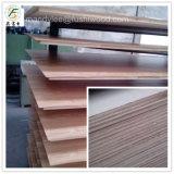 El papel de melamina de 18mm para los muebles de madera contrachapada frente