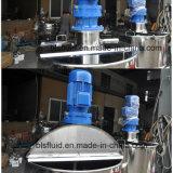 Miscelatore superiore dell'emulsionante dell'omogeneizzatore, macchina della lozione della crema per il corpo