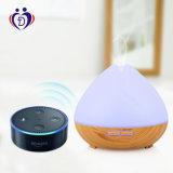 Wesentliches Öl WiFi Shenzhen-Dituo arbeitet intelligenter Aromadiffuser (zerstäuber) mit Amazonas Alexa (DT-1641YN)