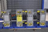 발효작용 주류를 위한 다중 단계 큰 격차 격판덮개 열교환기