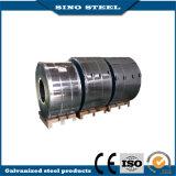 Dx51d Médio Quente Tira de aço galvanizado