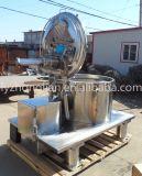 Центробежный сепаратор фильтра корзины кристаллический вытекания снизу шабера индустрии Pgz1000 пневматического плоский