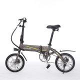 電気バイク250W 36Vを折る新しいデザイン電気自転車バイク