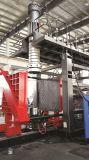 El tráfico de carretera de plástico de las instalaciones de la barrera de la extrusora automática máquina de moldeo por soplado/