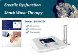 Machine d'onde de choc de l'énergie inférieure 1.8bar pour le traitement de dysfonctionnement érectile