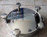 Couverture ronde de Manway d'acier inoxydable (ACE-RK-J3)