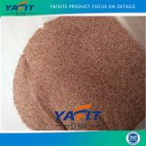Sand-Startengranat-Sand-Wasserstrahlausschnitt-Granat-Sand