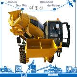 移動式具体的なミキサーをロードしている普及した具体的な機械Sm3.5自己