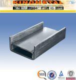 Размер штанги канала слабой стали u ASTM A36