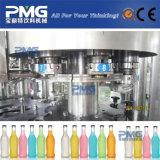ガラスビンのための自動炭酸飲料の充填機