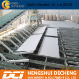 Placa de gesso para fabricação de teto / tabuleiro de drywall