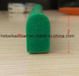 Faixa de vedação de borracha de silicone da borda da porta do gabinete elétrico