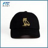 Do algodão dos chapéus do OEM chapéu 100% de basebol feito sob encomenda