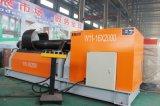 Máquina de rolo de placa CNC Siemens Motor W11