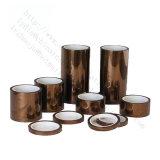 粉のコーティングのための絶縁体のPolyimideの樹脂の物質的な粘着テープ