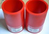 Красная труба PU пробки PU полумануфактурная