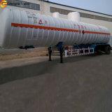 Rimorchio del serbatoio di trasporto 52600L LNG del gas naturale liquefatto semi