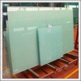 319mm Aangemaakt Glas met Gaten/Opgepoetste Serigrafie/Randen