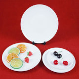 中国の白く良い磁器の食事用食器セット