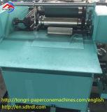 セリウムの証明書の織物のための半自動円錐ペーパーコア機械