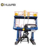 Huafei verkoopt goed de Veranderlijke Machine van het Lassen van de Straal van het Profiel Automatische