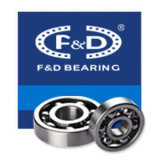 A alta precisão F&D rolamentos 6000, 6200, 6300 series fudabearings