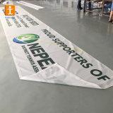 Bandiera della maglia di stampa del vinile della flessione del PVC di abitudine, rete fissa del vinile (TJ-004)