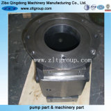 Piezas de metal del bastidor de arena con el CNC que trabaja a máquina para la industria