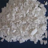 Fiocco del cloruro di calcio del biidrato del grado di industria 74% 77%