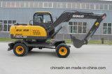 Mini escavatore della rotella dell'escavatore 8.5ton