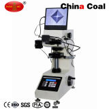 Verificador da dureza da indicação digital de equipamento de laboratório micro