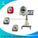 El analizador de piel, piel profesional Analyzer El analizador de piel la belleza de la máquina con Ce para el análisis de la cara