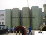 Depósito de FRP en la planta de ácido orgánico