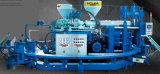 Belüftung-Luft-durchbrennenregen-Aufladungs-Einspritzung-formenmaschine