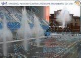 Fontaine de musique Fontaine d'eau de souffle d'air