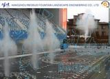 Musik-Brunnen-Luft-Böe-Wasser-Brunnen