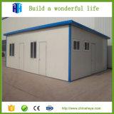 De prefab Beweegbare Huizen van de Container van de Structuur van het Staal van de Verdeling Uitzetbare voor Verkoop