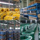 Feuille d'acier inoxydable de la surface 304 du Ba 8K de PVC de Tisco