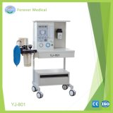1台の蒸発器の多機能の麻酔機械とのYj-801