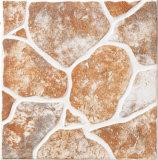 Material de la estructura, material de la decoración, azulejo de suelo rústico, azulejo esmaltado, azulejo de la porcelana, azulejo de suelo antideslizante para la casa Decoration40*40cm