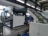 Automatische gewölbtes Papier-lamellierende Maschine