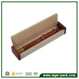 Geval van de Pen van de mengen-kleur het Enige Houten voor Verpakking