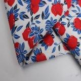 Красочный и печатных цветов хлопчатобумажной ткани