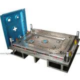 押される金属は停止するまたは押して停止すればシート・メタルおよび機械化は停止する