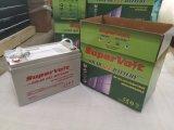 Batterij van het Onderhoud van de Cyclus van het Gel VRLA van Tl100 12V100ah de Diepe Vrije Zonne