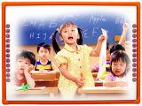 Esattezza Whiteboard elettronico interattivo di tocco della strumentazione di formazione alta per lo studio dei bambini