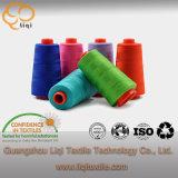 De heet-verkoopt Naaiende Draad van de Polyester voor de Naaiende Draad van de Zak van het Algemene Gebruik