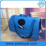 Fabricante à prova de 3 tamanhos Oxford Pet Cat Dog transportadora para exterior