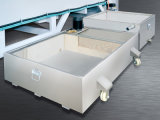 테두리 모양 유리를 위한 수평한 3 측 CNC 유리제 기계