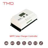 Tensão Alta da melhor qualidade 10AMP 15AMP 20AMP Controlador de Carga Solar PV 12V 24V para uso doméstico
